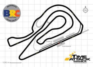 Batangas-Racing-Circuit-map
