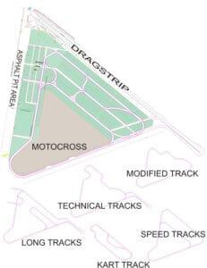 Grand-Bend-Motorplex-Map