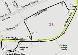 Long-Beach-Grand-Prix-map