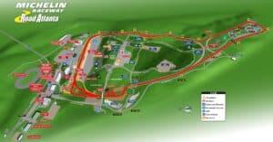Michelin-Raceway-Road-map