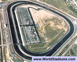 Sanair-Super-Speedway-Map